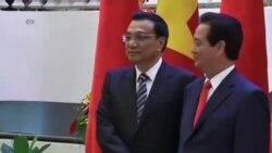 Việt-Trung nhất trí về cơ chế làm việc của nhóm tham vấn phát triển hàng hải chung