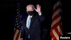 Novoizabrani američki predsednik Džo Bajden (Foto: Rojters/Kevin Lamarque)