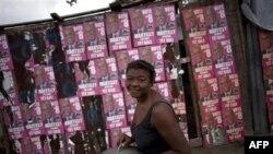 Гаити. Порт-о-Пренс. 7 декабряч 2010 года