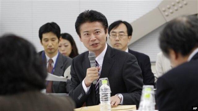 Ngoại trưởng Nhật Bản Koichiro Gemba