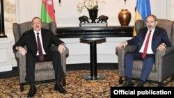 İlham Əliyev və Nikol Paşinyan Vyanada görüşür