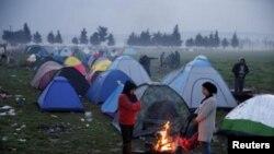 اروپا ته تلونکي مهاجر او سخت ژمی
