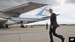 Обама во Полска на крајот на европската турнеја