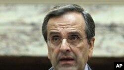 Lãnh tụ đảng Bảo thủ Antonis Samaras nói vẫn còn hy vọng.thành lập được chính phủ liên hiệp