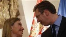 BE do të hapë negociatat për anëtarësim më Serbinë më 14 dhjetor