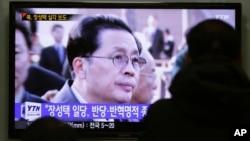 Jang Song Thaek fue acusado por un tribunal militar de traición, consumo de drogas, entre otros delitos.