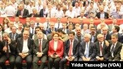 MHP Olağanüstü Kongresi'nde muhalif adaylar