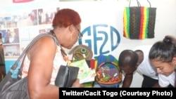 La 4ème édition de la foire des droits de la femme se tient au marché de Hédjranawoé à Lomé, du 29 au 31 août 2018. (Twitter/Cacit Togo)