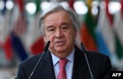 Antonio Guterres a