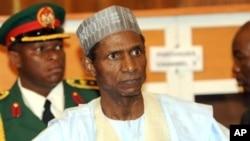 Nigeria's President Umaru Yar'Adua (file)
