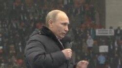 Путин может набрать 66% голосов