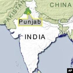 旁遮普省(Punjab),印度