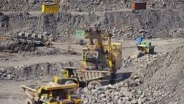 Une mine au Cameroun, où la croissance de l'économie s'est chiffrée à 5%, selon la Banque mondiale
