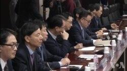 中韩两国抗议美国对太阳能板和洗衣机提高进口关税