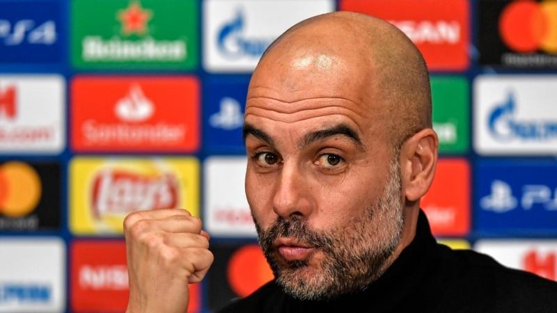 Pep Guardiola désigné entraîneur de l'année en Premier League