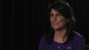 VOA專訪:黑利大使談北韓、巴基斯坦、中東等議題