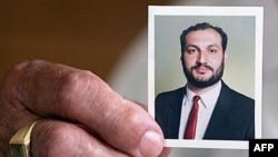 Palestinski novinar Al Džazire, Samer Alavi, kojeg je Izrael uhapsio na Zapadnoj obali, 16. avgust , 2011.