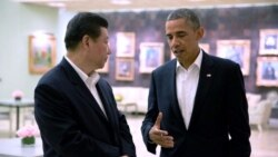 Obama And Xi Summit