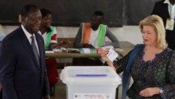 L'opposition menace de boycotter la presidentielle ivoirienne