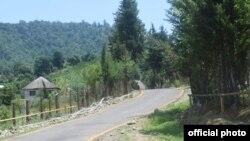 USAID Astarada yol çəkib