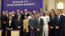 Improving Human Rights In Burma