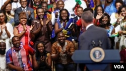 President Barack Obama's final address to the one thousand Mandela Washington Fellowship fellows in Washington D.C.