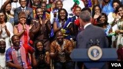 President Barack Obama's final address to the one thousand Mandela Washington Fellowship fellows in Washington D.C.