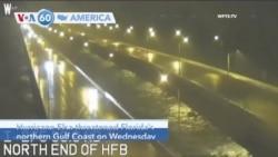 VOA60 America - Hurricane Elsa threatens Florida's northern Gulf Coast