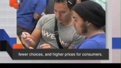 Học từ vựng qua bản tin ngắn: Consumer (VOA News Words)