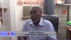 Opinyon Pwofesè Camilles Chalmers sou enpòtans patisipasyon Ayiti nan CARICOM nan.
