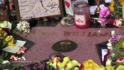 Поклонники Робина Уильямса отдают дань памяти звезде Голливуда
