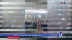 معترضان در کازرون در نماز جمعه شعار دادند