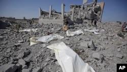 چار سال سے جاری لڑائی کے دوران ہزاروں افراد ہلاک ہو چکے ہیں۔