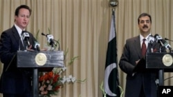 ''اینہانسڈ'' اسٹریٹیجک ڈائیلاگ کا آغاز گزشتہ اپریل میں برطانوی وزیراعظم ڈیوڈ کیمرون کے دورہِ پاکستان کے موقع پر ہوا تھا۔