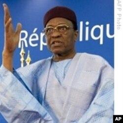 Former Niger President Mamadou Tandja