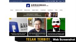 Website Islami di Indonesia