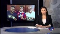 VOA卫视 (2015年8月23日第二小时节目)