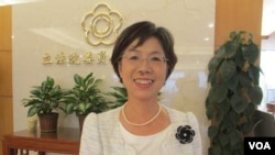 台湾在野党民进党立委尤美女
