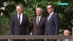 США и Китай договорились укреплять экономическое партнерство