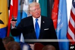 UNGA Trump Luncheon