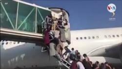 Desespero en Kabul: muchos buscan dejar Afganistán