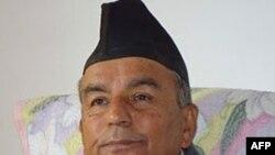 Ứng cử viên duy nhất, ông Ram Chandra Poudel