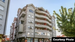 Zgrada u Bijeljini u kojoj se nalazi petosobni stan koji je Milica Marković dobila besplatno