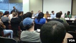 Capital Pride organizó reunión en la ciudad para analizar las causas del problema de VIH.