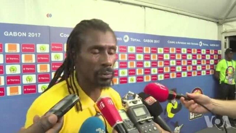 """CAN 2017 : Alioiu Cissé """"vraiment déçu"""" après la défaite des Lions de la Teranga (vidéo)"""