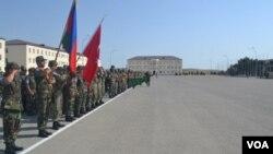 Azərbaycan və Türkiyə birgə hərbi təlimi