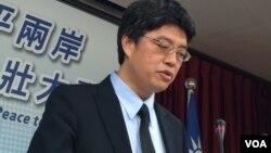 台灣新政府行政院陸委會副主委邱垂正(資料照片)