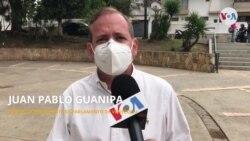 JUAN PABLO GUANIPA PRIMER VICEPRESIDENTE DE PARLAMENTO DE VENEZUELA