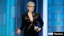 La actriz Meryl Streep defiende su relación con Harvey Weinsten, acusado de acoso sexual en Hollywood.