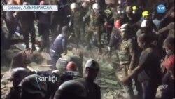 "Azerbaycan: ""Ermenistan Sivilleri Vurdu"""